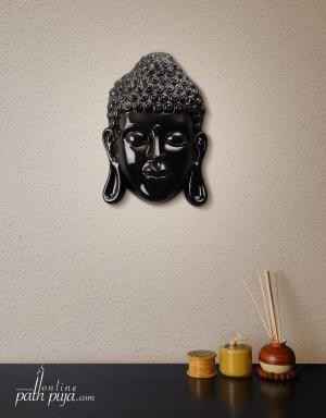 Blessings Buddha Black Super Gloss