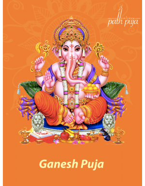 Ganesh Puja and Abhishekam